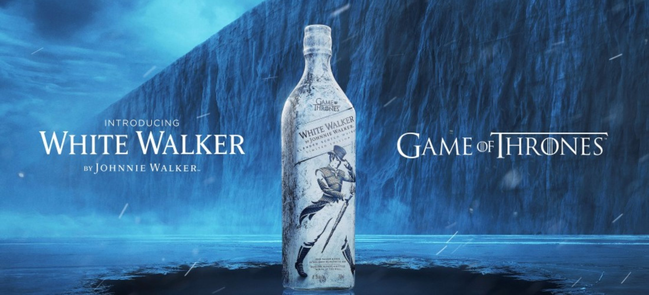 Winter is here in Calgary! - White Walker by Johnnie Walker