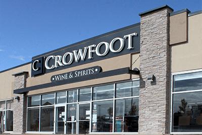 ranch market crowfoot liquor