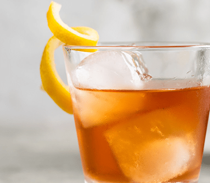 whisky cocktail